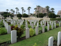Alexandria (Chatby) Military & War Memorial Cemetery, Egypt