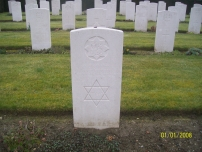 Estaires Communal Cemetery, France