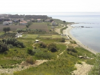 V Beach Cemetery, Helles, Gallipoli